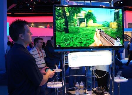 CES 2012: ����������� � ��������� Intel Medfield � ������ ��������� �� ���