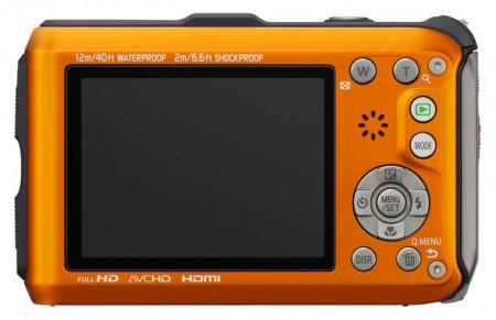 Защищённая камера Panasonic LUMIX FT4