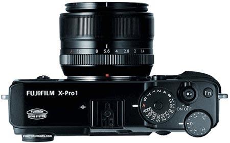 Сегодня будет представлена камера Fuji X-Pro 1