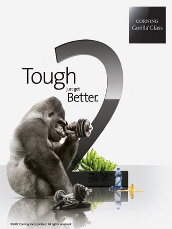 CES 2012: Corning Gorilla Glass 2