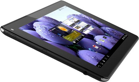 Планшет LG Optimus Pad LTE представлен официально