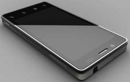 CES 2012: представлена платформа Intel Medfield и смартфоны на ней