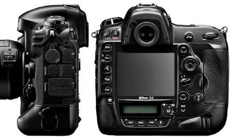 �������� Nikon ��������� ����������� ������ D4 � ���������� ��������