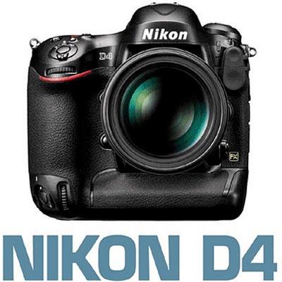 Компания Nikon готовится представить камеру D4 и портретный объектив