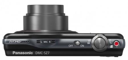 Компактная камера Panasonic LUMIX SZ7