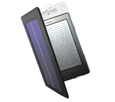 SolarFocus ���������� ��������� �������, ����������� � ����� � ������� ��� Amazon Kindle