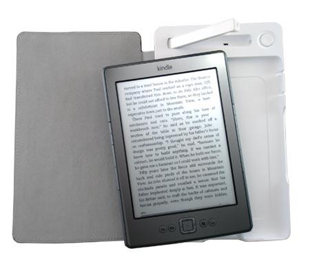 ������� SolarKindle ����������� ����� ������������ Amazon Kindle
