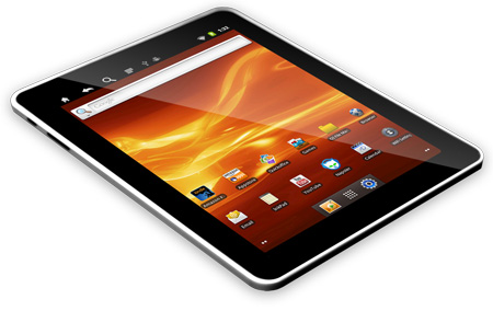 Velocity Micro Cruz Tablet T510