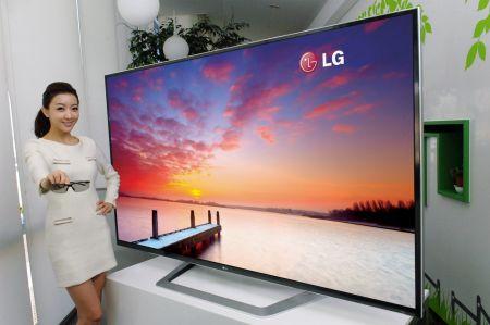 3D-телевизор LG