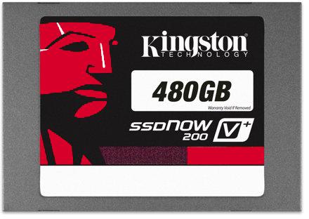 Kingston Digital начинает поставки твердотельных накопителей SSDNow V+200