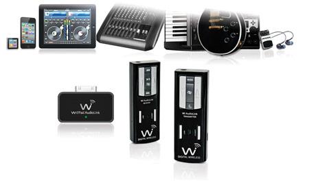 Wi AudioLink JM-WAL35i — беспроводной интерфейс для музыкальных инструментов