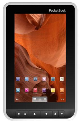 PocketBook A7 встанет на ступеньку ниже модели A10