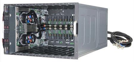 Asetek анонсирует поставки серверных СВО