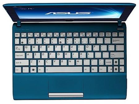 ASUS �������� � ��������� �������� Eee PC ������ 1025C, 1025CE, X101CH � 1225B