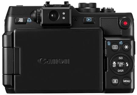 В компактной камере Canon PowerShot G1 X используется датчик размером 18,7 х 14 мм разрешением 14,3 Мп