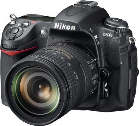 Новая зеркальная фотокамера Nikon D300S представлена официально.