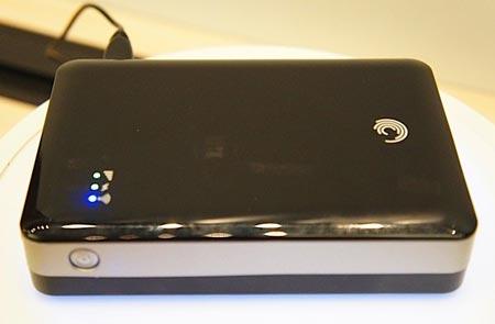 Seagate первой оснастила внешний жесткий диск модемом 4G LTE