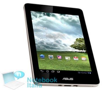 Семидюймовый планшет ASUS Eee Memo Pad построен на двухъядерном процессоре Snapdragon