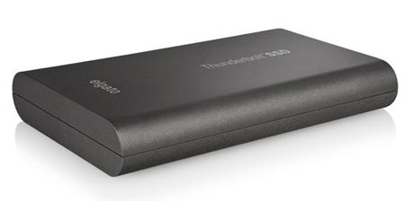 В феврале начнутся продажи твердотельного накопителя Elgato Thunderbolt SSD