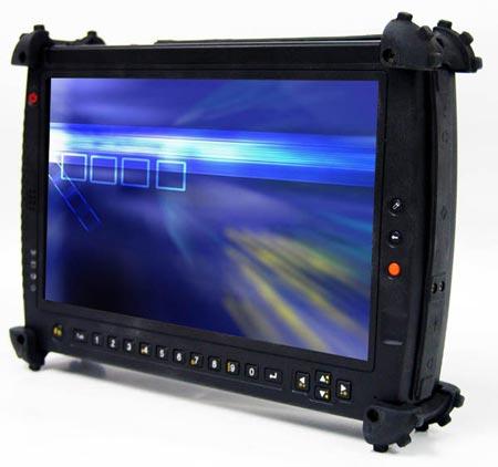 10-дюймовый планшет GammaTech RT10C имеет усиленное исполнение