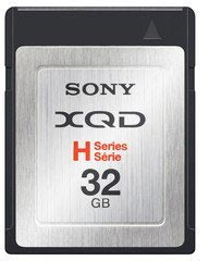 Sony выпускает первые карты памяти формата XQD