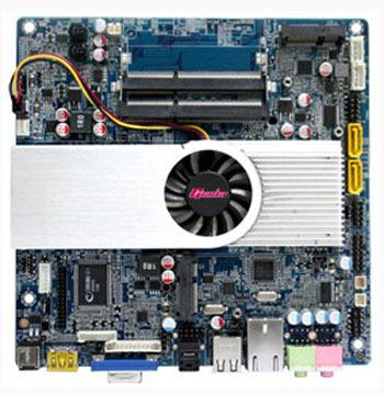 Основой системной платы Giada MI-D2700G типоразмера Mini-ITX служит платформа Intel Cedar Trail