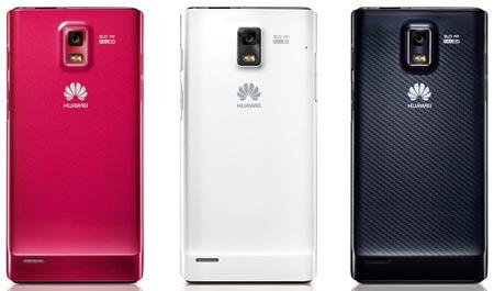 Huawei Ascend P1 и Ascend P1 S