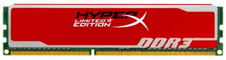 Модули памяти Kingston HyperX Red Limited Edition