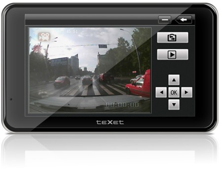 teXet TN-521HD DVR