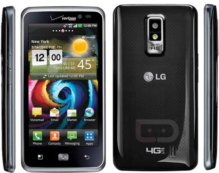 ������������ �������� LG Spectrum � ������� IPS �������� 4,5 ����� ������ 19 ������