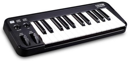 CES 2012: MIDI-контроллеры Line 6 серии Mobile Keys совместимы с iPad, iPhone, Mac и ПК