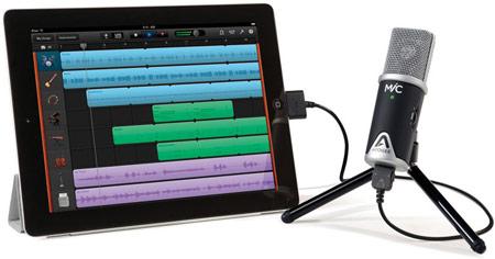 Названа цена и срок начала продаж микрофона Apogee MiC для устройств с iOS и Mac OS