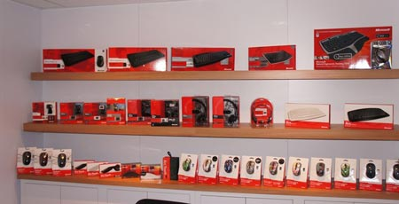 CES 2012: Arc Mouse, Touch Mouse и другие периферийные устройства Microsoft