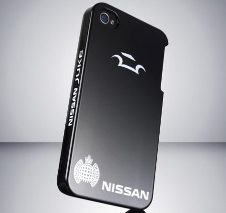 Специалисты Nissan создали чехол для iPhone, на котором «заживают» царапины