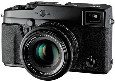 Представлена камера FUJIFILM X-Pro1 со сменными объективами