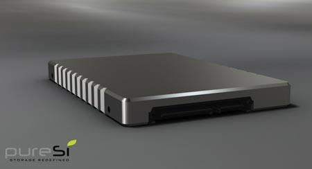 В серию pureSilicon Kage K1 вошли SSD с интерфейсом USB и SATA