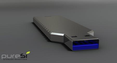 pureSilicon начинает прием предварительных заказов на SSD Kage K1