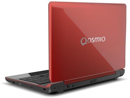 Игровой ноутбук Toshiba Qosmio F755 3D показывает объемное изображение, видимое без очков