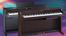 ������������ ������� Roland � ��������� ��������� ����������� ������������: BK-5, RP-301, F-120, LX-15, HP-503, HP-505, HP-507 � FR-1x