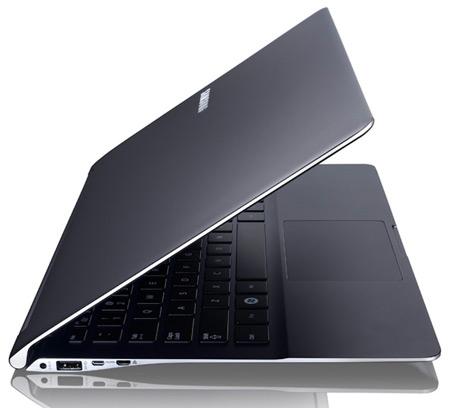 Samsung сделает ноутбуки Series 9 тоньше