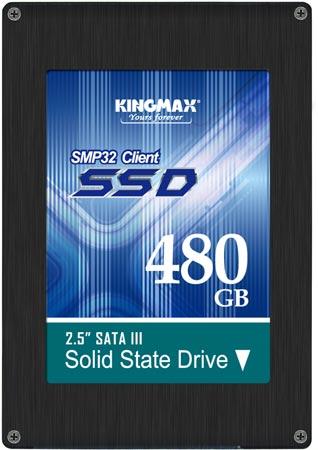 Твердотельные накопители KINGMAX SMP32 Client и SMU32 Client Pro в режиме чтения развивают скорость 550 МБ/с