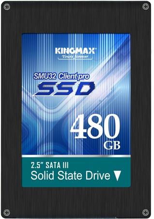 В режиме записи накопители KINGMAX SMP32 Client и SMU32 Client Pro демонстрируют скорость до 520 МБ/с
