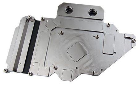У Koolance готов водоблок для 3D-карт AMD Radeon HD 7970 — Koolance VID-AR797