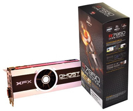 Прием заказов на 3D-карты Radeon HD 7950 разных производителей <a href=