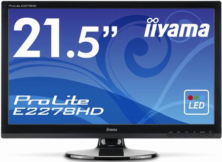 iiyama ProLite E2278HD