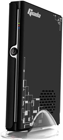 В конфигурацию мини-ПК Giada i53 размером с книгу может входить процессор Intel Core i7