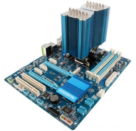 Процессорный кулер Prolimatech Megahalems