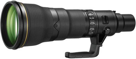 Данных о цене и сроке начала продаж нового объектива Nikon пока нет