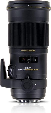 ������� ���� � ���� ������ ������ ��������� Sigma APO 180mm f/2.8 EX DG OS Macro HSM
