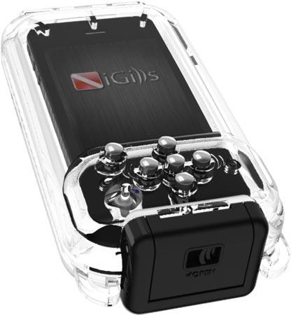 iGills наделяет iPhone способностями камеры для подводной съемки